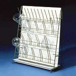 Bel-Art Poxygrid Drying Rack, Epoxy-Coated Steel Wire, SCIENCEWARE, Model 188050000, Each