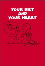 Your Diet And Your Heart Pamphlet - Model 11585A, Each