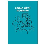Living with Diabetes Pamphlet - Model 38828A, Each