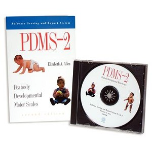 Software Kit for PDMS-2 (Peabody Developmental Motor Scales-2nd Edition) - Item #557080